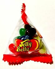 60 piece Jelly Belly Beans sweets bags 11g fun size mini sweet bags