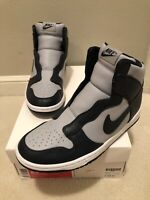 Nike Womens Dunk Lux Sacai Sneakers 776446-440 size 8.5 New DS
