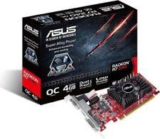 Schede video e grafiche ASUS AMD Radeon R7 240 per prodotti informatici GDDR 3