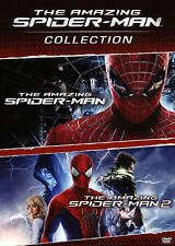 Amazing Spider-Man / Amazing Spider-Man 2/new dvd