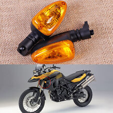 2x Yellow Turn Signal Indicator Light Fit for BMW R1200GS F800S F800ST 2007-2008