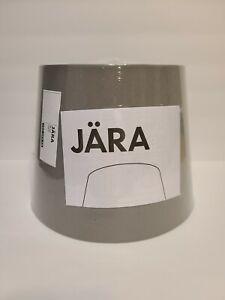 """IKEA JARA 16746 10"""" Gray Lamp Shade 703.283.58"""