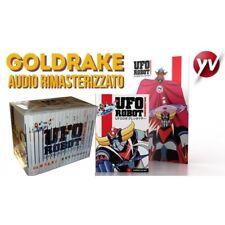 UFO ROBOT GOLDRAKE GAZZETTA DELLO SPORT 19 DVD SERIE COMPLETA