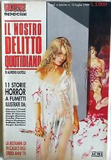 SPLATTER SPECIAL SUPPLEMENTO A N.13 1990  ACME EDITRICE FUMETTO SPLATTER