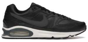 Nike Mens Air Max Command Leather Sneakers - [749760-001]