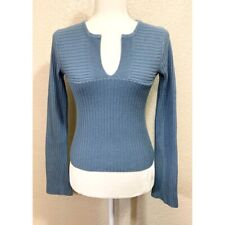 Great American Sweater Co. Vintage 90s Y2K Baby Blue Sweater Women's size: Large