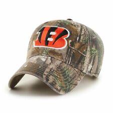 b76ff6ad189eb9 Cincinnati Bengals '47 Brand Realtree Clean Up Adjustable Hat