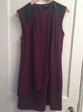 Women's Warehouse Spotlight Dress, Purple, Size 12 BNWT
