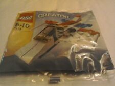 LEGO Creator Avion Plane 7873 RARE Polybag Entièrement neuf sous emballage