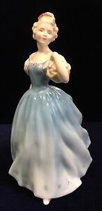 Vintage Royal Doulton Enchantment HN 2178 Figurine 20cm
