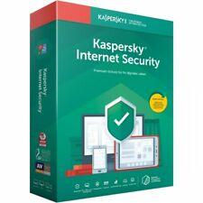 Kaspersky Internet Security 2021 | 1 Gerät | 1 Jahr | 1 Device | 1 Year