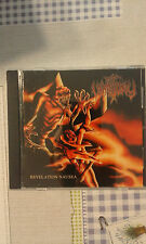 VOMITORY - REVELATION NAUSEA -  CD