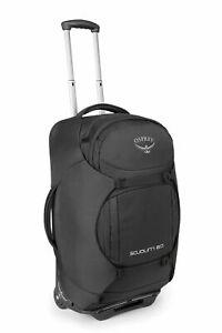 Osprey Sojourn 60 Trolley Reisetasche Trolley-Rucksack Tasche Flash Black