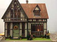 1000 Miniature Traditional Versi Dolls House Roof Tiles