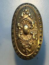 ANCIENNE Poignée Porte Clenche en Bronze