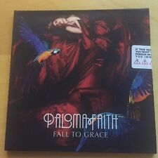 PALOMA FAITH Fall To Grace Sampler UK 5-trk numbered promo CD sealed card sleeve
