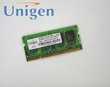 512MB UNIGEN SO-DDR2 DDR II DIMM Memoria Ram PC2-4200S ug64t6400l8su-5as