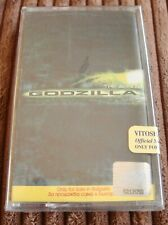 Godzilla The Album - AUDIO CASSETTE New, Puff Daddy feat. Jimmy Page, Jamiroquai
