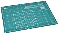 A1 A2 A3 A4 OLFA CUTTING CRAFT MAT - FOR PAPER, FABRIC & CARD - SELF HEALING