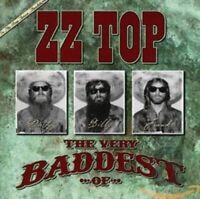 ZZ Top - The Very Baddest Of ZZ Top (NEW CD)