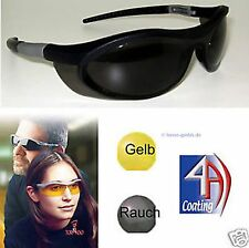 Schutzbrille TORNADO North® Sonnenbrille Radlerbrille
