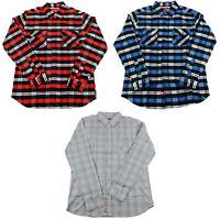 Back to School Skateboard Lonsleeve Shirt 3-Pack Chocolate x Diamond Sz Small