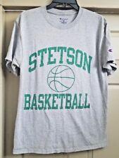 Stetson Hatters Basketball Champion Vintage T-shirt Sz. M