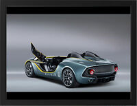 ASTON MARTIN CC100 NEW A3 FRAMED PHOTOGRAPHIC PRINT POSTER