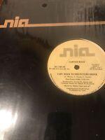 Captain Rock To The Future Shock Vinyl Record Original 1984 Hip Hop Rap