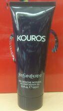 KOUROS YSL YVES SAINT LAURENT MEN 3.3/3.4 OZ/100 ML ALL OVER SHOWER GEL TUBE