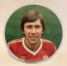 Arnold Muhren Manchester United Vintage 1980's Badge