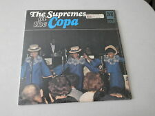 SUPREMES~ AT THE COPA~ STILL IN SHRINK~ NEAR MINT~ MOTOWN ~ SOUL  LP