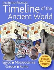 The British Museum Timeline of the Ancient World : Egypt, Mesopotamia, Rome, etc
