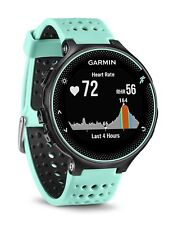 Garmin Forerunner 235 GPS Running Watch w/ Wrist Heart Rate Monitor BLACK/BLUE 1