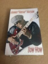 JOHNNY GUITAR WATSON BOW WOW FACTORY SEALED CASSETTE SINGLE 2