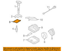 AUDI OEM 02-04 A6 Quattro 3.0L-V6 Ignition-Seal 058905261A