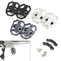Foot Pegs Wide Brake Pedals Fit HONDA NC700X/NC700S & NC750X NC750S 2012-2019