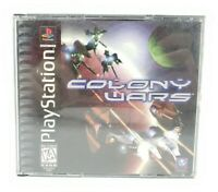 Colony Wars Sony PlayStation 1 PS1 PSX Game
