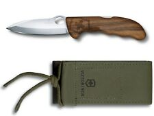 VICTORINOX HUNTER PRO WOOD with pouch - 0.9410.63 - SWISS ARMY KNIFE
