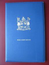 Fiji 1976 7 MEDAGLIA CONIO UNC SET 1 cent - 1 $DOLLARO dalla Royal Australian Nuovo di zecca