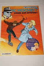 RIC HOCHET CRIME SUR INTERNET TIBET DUCHATEAU 1998