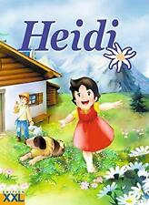 German Children's Classic Story Picture Book - Heidi