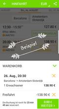 4 x Flixbus Freifahrt Gutschein ☆ Gesamtnetz mit Umstieg ☆