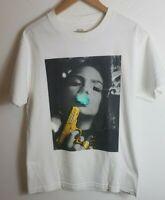 Diamond Supply Co Cassie Mens T Shirt Size Medium M White Skate Hypebeast