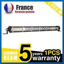 12INCH 90W Phare de Travail Cree Barre LED Feux Projecteur Offroad 4x4 12V 24V