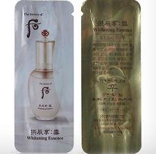 THE HISTORY OF WHOO Gongjinhyang Seol Whitening Essence 100ml(1mlx100ea)+Gift