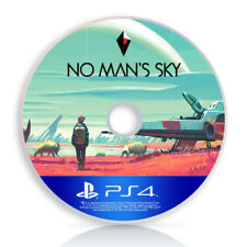 No Mans Sky Ps4 Game Playstation 4 Sony Game No Man Sky PS 4 AU ** DISC ONLY **