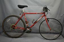 "1992 Trek 720 Multitrack Hybrid Bike Large 19.5"" Canti Cromoly Steel USA Charity"