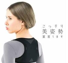 Corrector De Postura Mujer Japón terapia de vuelta Plancha De Hombro Con Brace