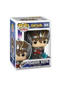 Funko - POP Animation: Saint Seiya- Pegasus Seiya Brand New In Box